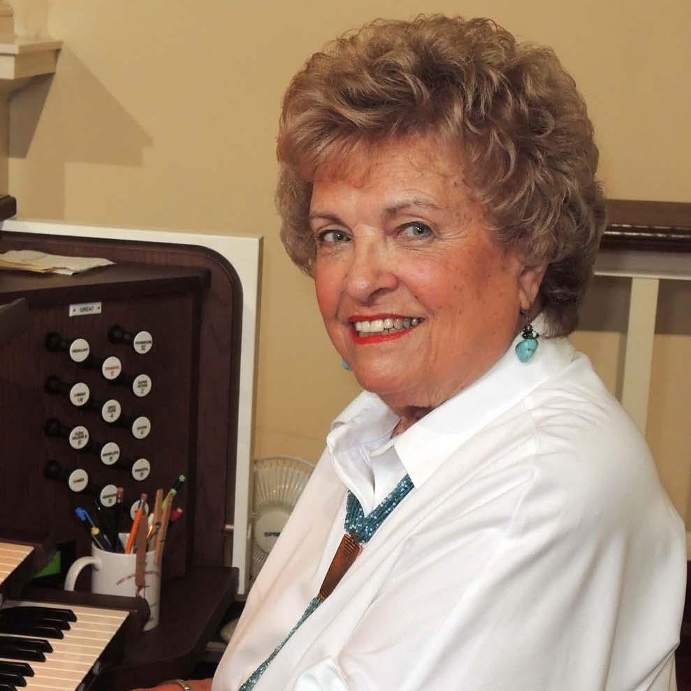 Jan Duggins, Organist