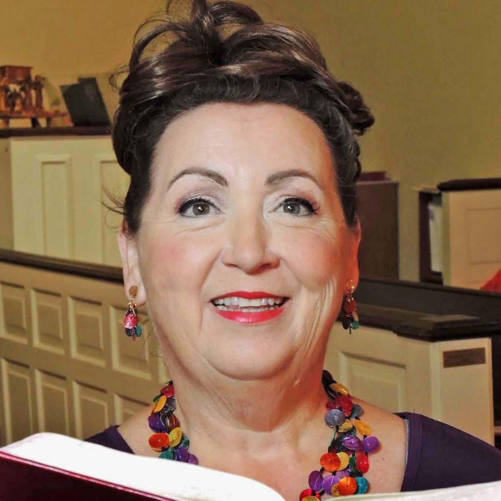 Melody Ossi, Choir Director